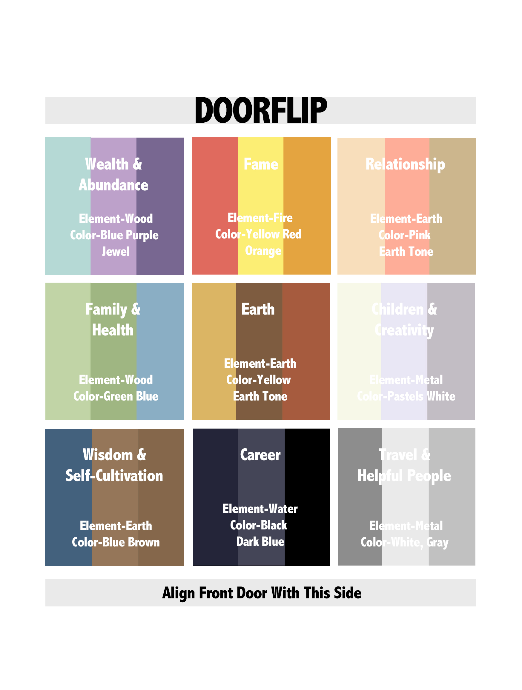 Feng Shui Your Bedroom Like An Expert, Feng Shui Colors For Northeast Living Room