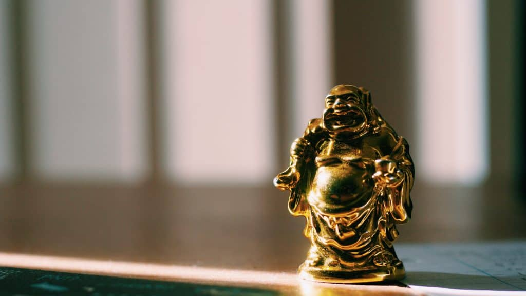 Feng Shui Laughing Buddha and Placement