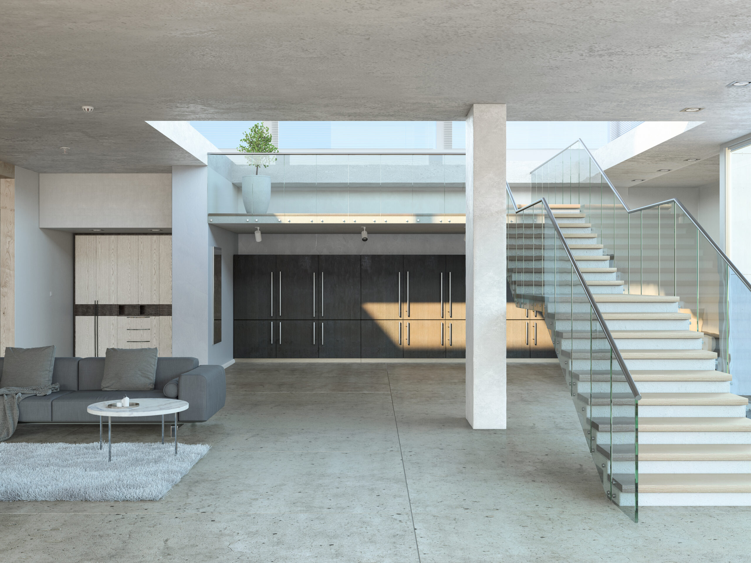 How to create best Feng Shui for stairs